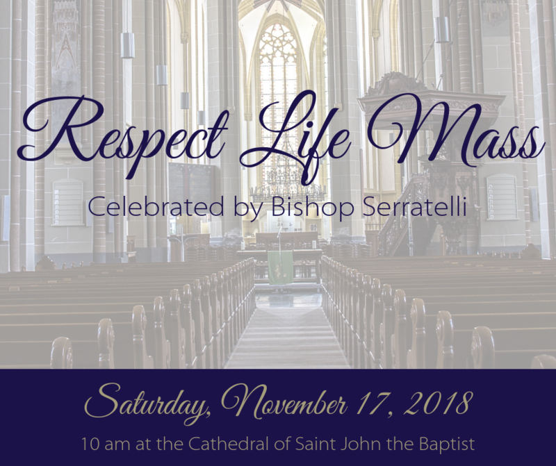 Diocese of Paterson Respect Life Mass Thumbnail Image