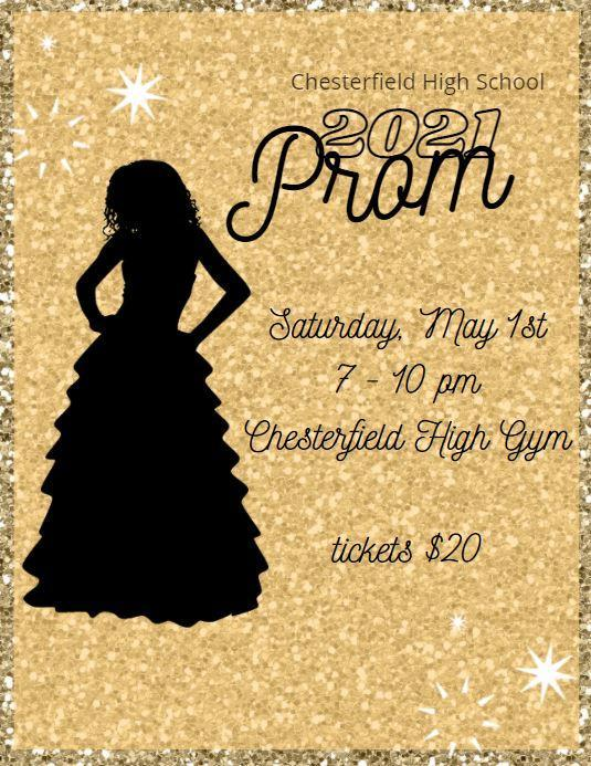 2021 Prom Details Featured Photo