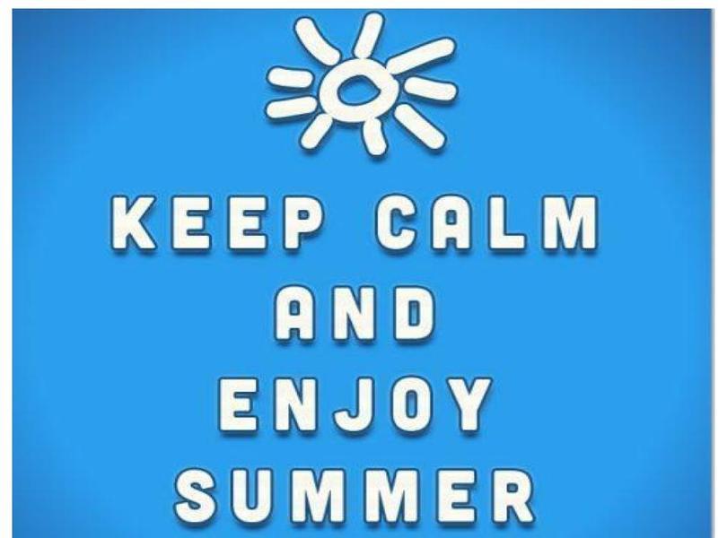 summer message