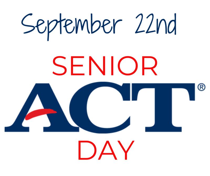 Senior ACT Day