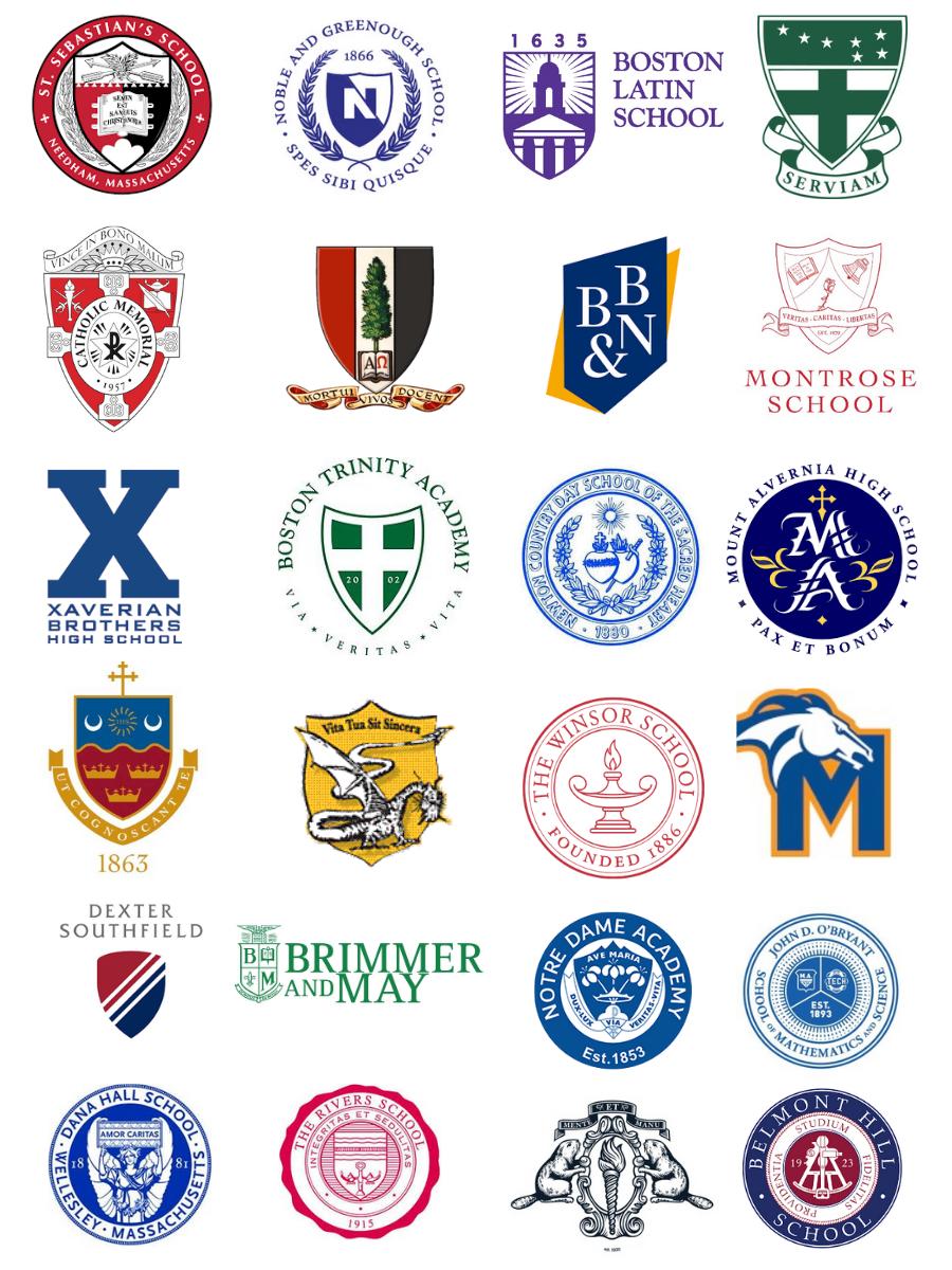 Secondary School Logos