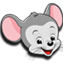 abc mouse logo gray