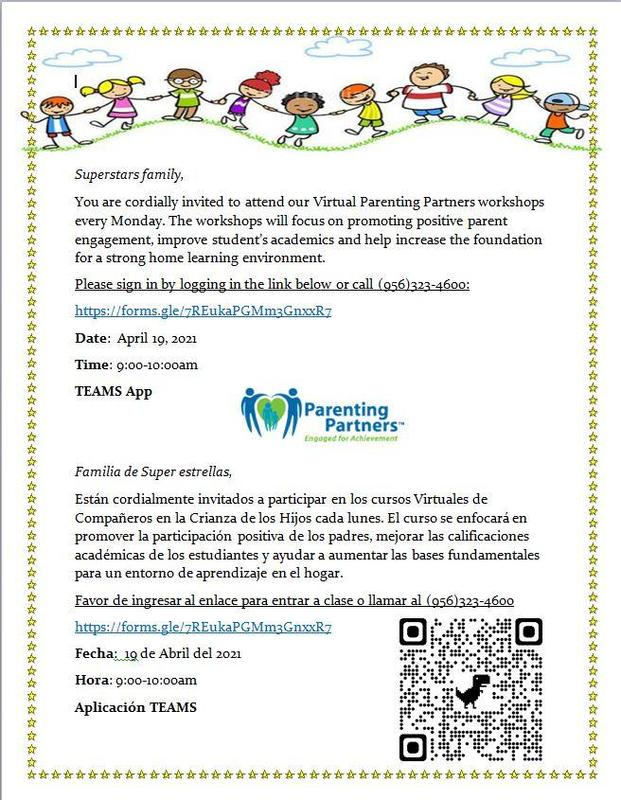 Virtual Parenting Partners Workshops Featured Photo