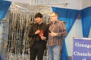 Granger Student Receives award