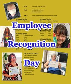 Employee Recognition Day