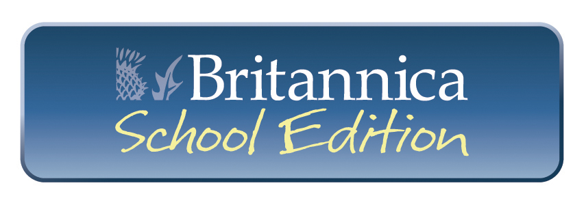 Image of Britannica School Edition logo