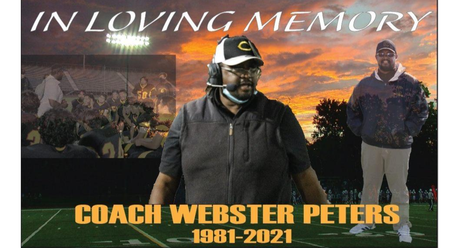 In Loving Memory of Coach Peters