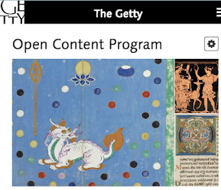 Getty's Open Source Images