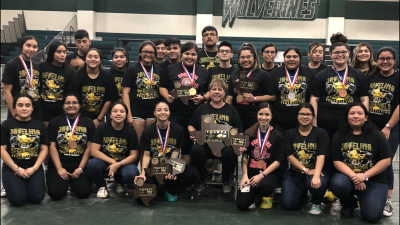 THSWPA REGION V DIVISION II REGIONAL TEAM CHAMPIONS Featured Photo