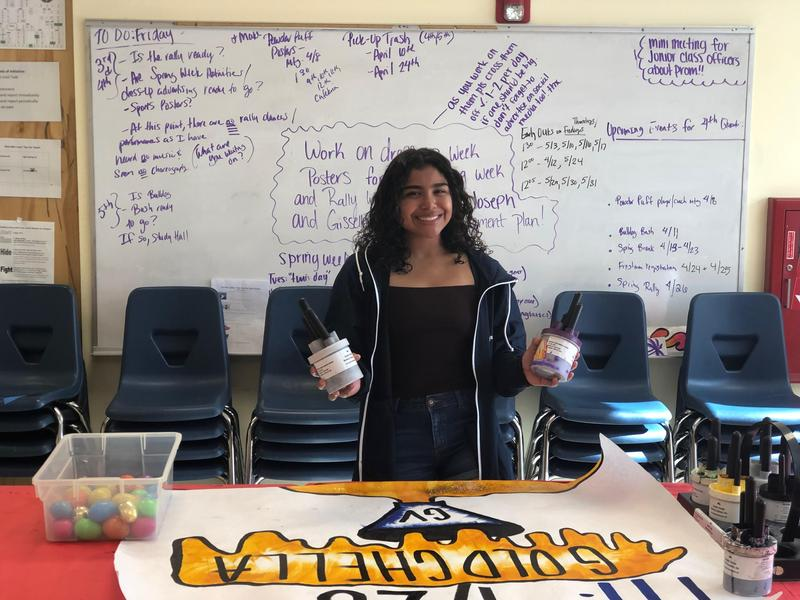 #BulldogSTRONG Student Spotlight: Sofia Bernal (ASB President 2019-2020) Thumbnail Image