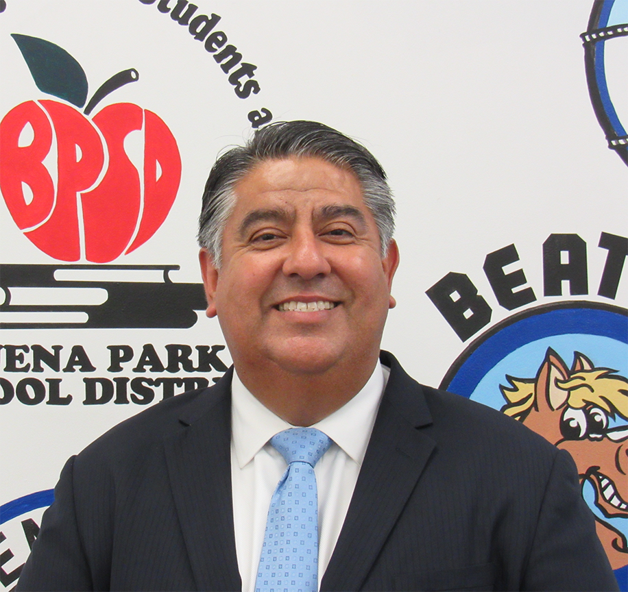 Photo of Dr. Ramon Miramontes Superintendent
