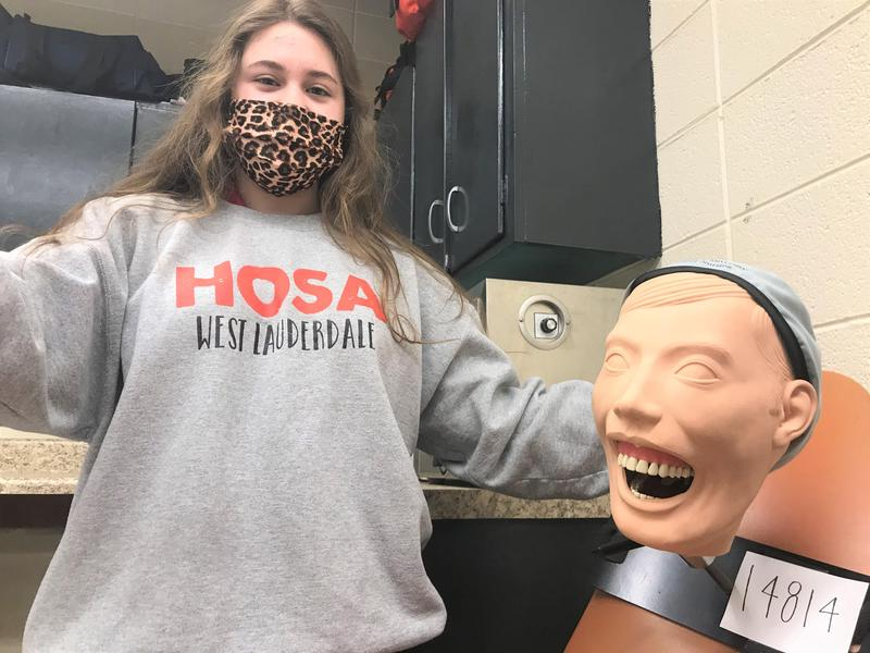 WLHS HOSA Dental Studies