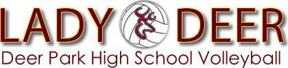 Deer Park Volleyball Logo