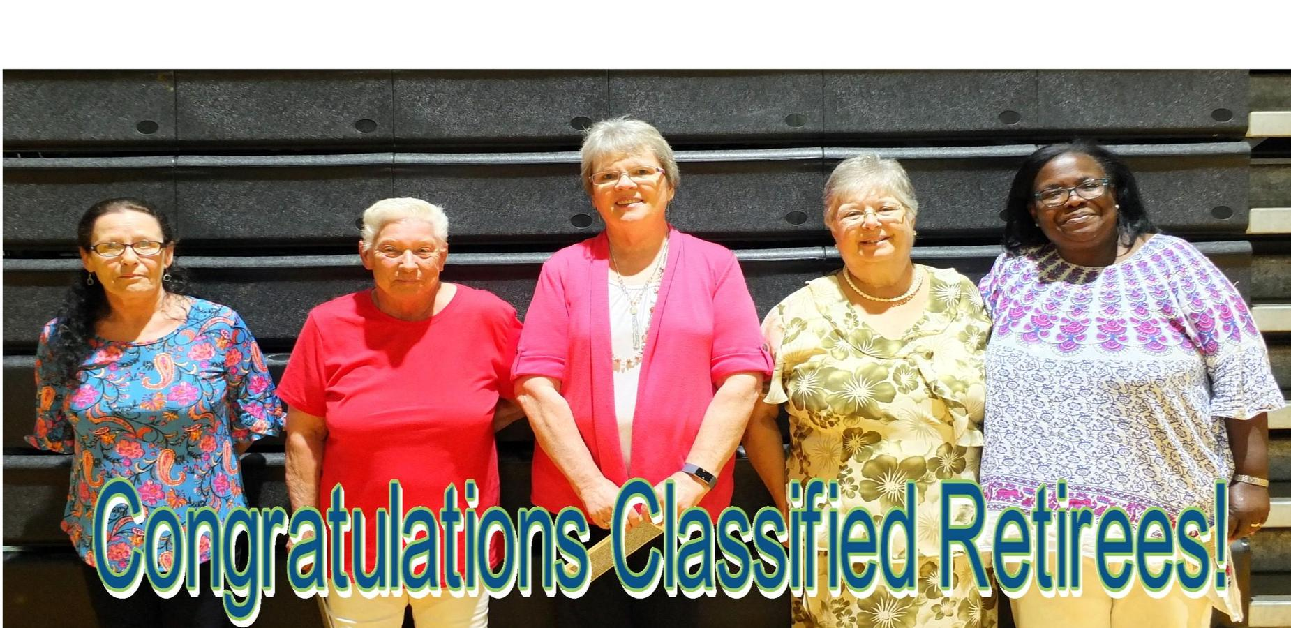 Classified Retirees