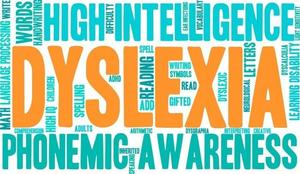 Dyslexia image