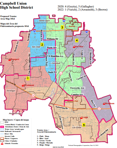 proposed trustee area map 101d