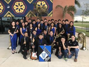 VMHS Jazz Band