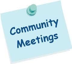 Community Meeting Note