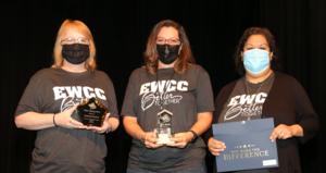 Congratulations to Deborah Peterson, Jude Martin, Mary Martinez