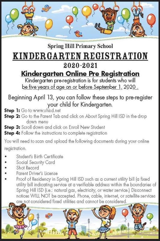 Kindergarten Enrollment Featured Photo