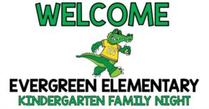 Welcome to Kindergarten Thumbnail Image