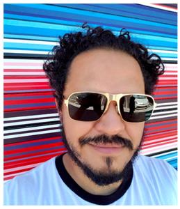 Raúl the Third Author Photo