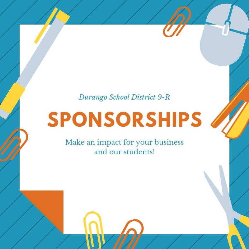 An image highlighting the sponsorships