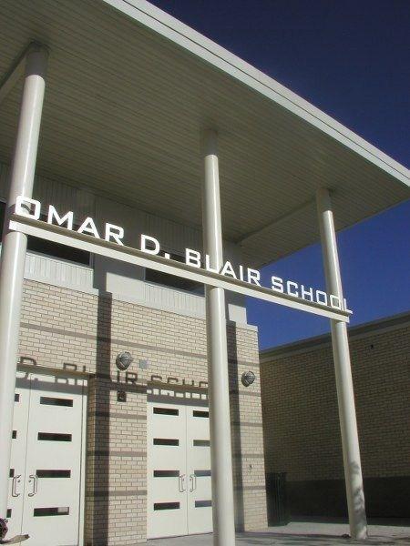 Omar School Front