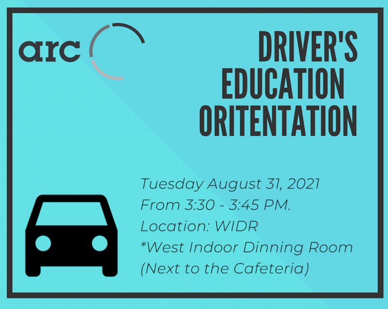 Are you interested in participating in this year's Driver's education program? Featured Photo