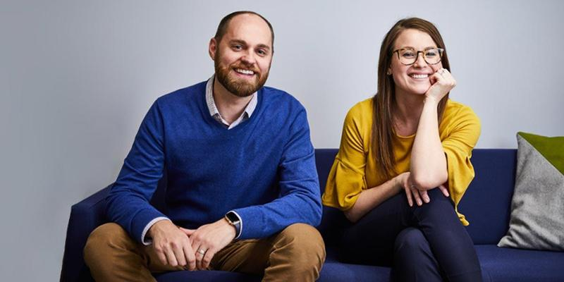 Atlas Co-Founders, Colby Heckendorn & Genevieve Backer