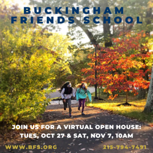 Join us for a virtual open house: Tuesday, October 27 & Saturday, November 7 at 10am