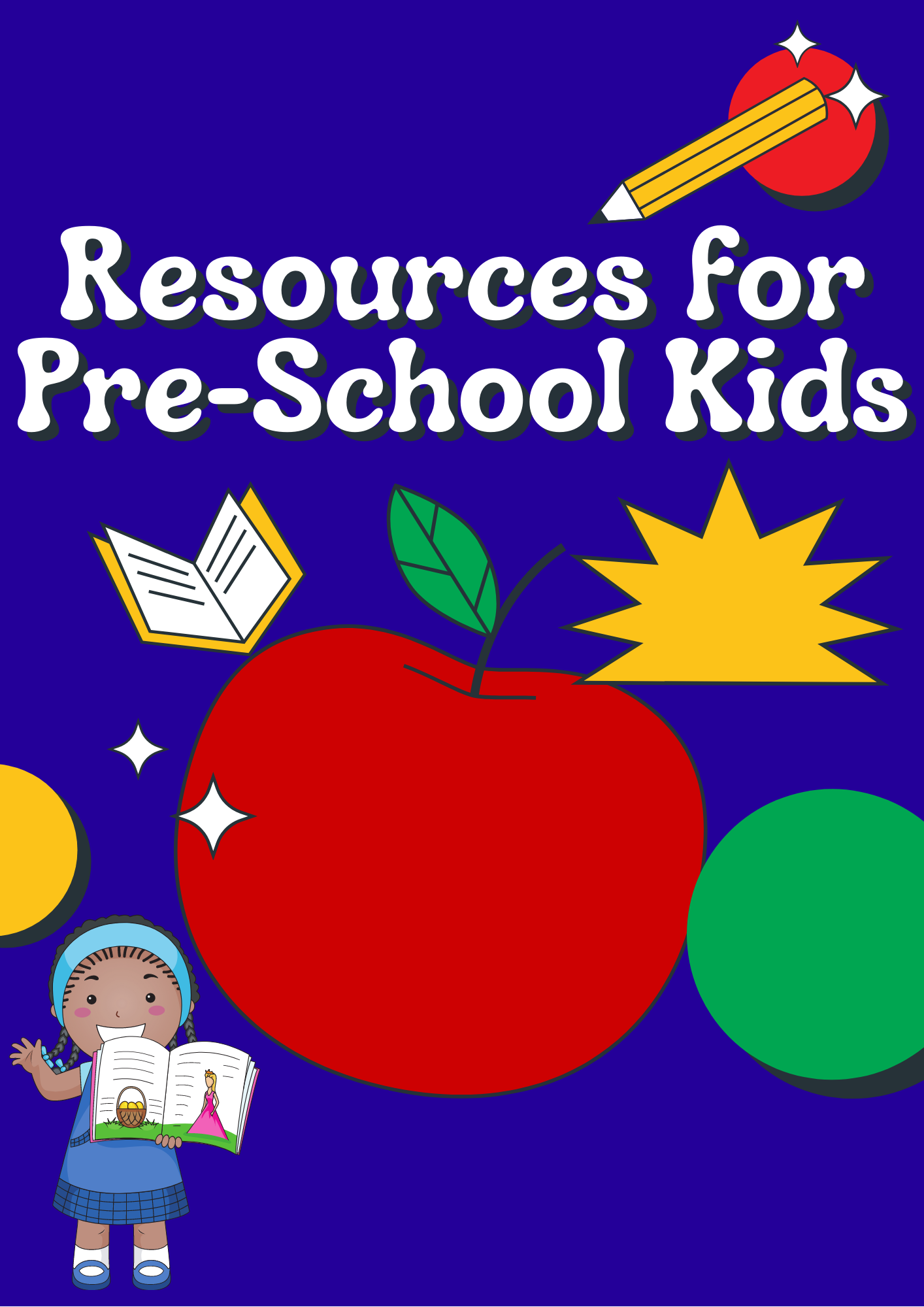 Resources For Pre-K Kids