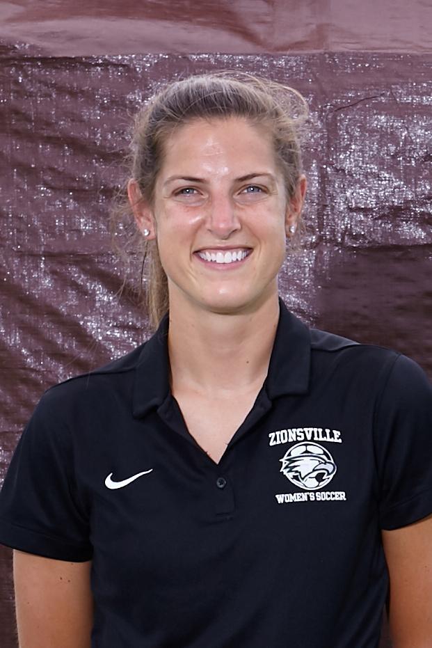 Assistant Coach Kristin Lancaster