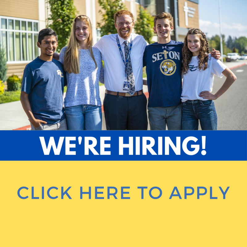 We're Hiring! Featured Photo