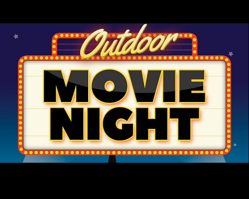 Outdoor Family Movie Night this Friday, July 26 Featured Photo