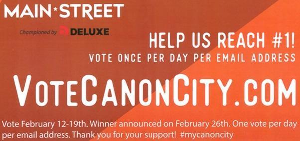 vote Canon City