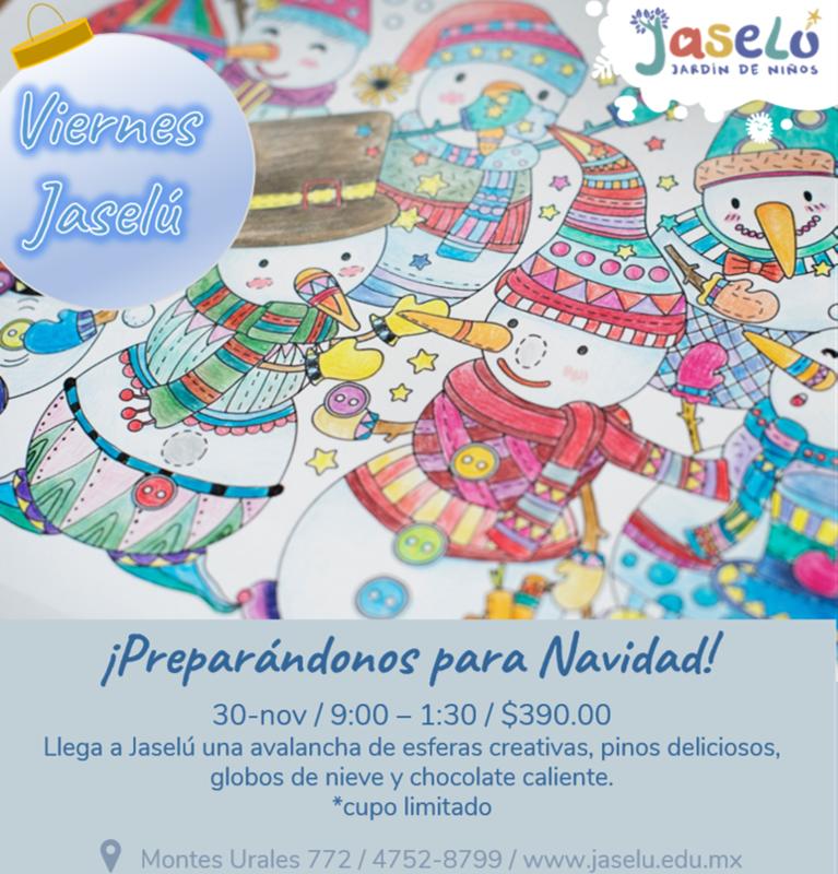 Viernes Jaselú Featured Photo