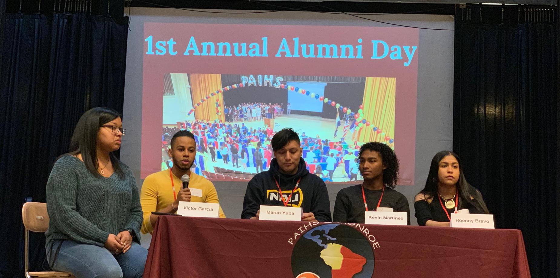 1st Alumni Day