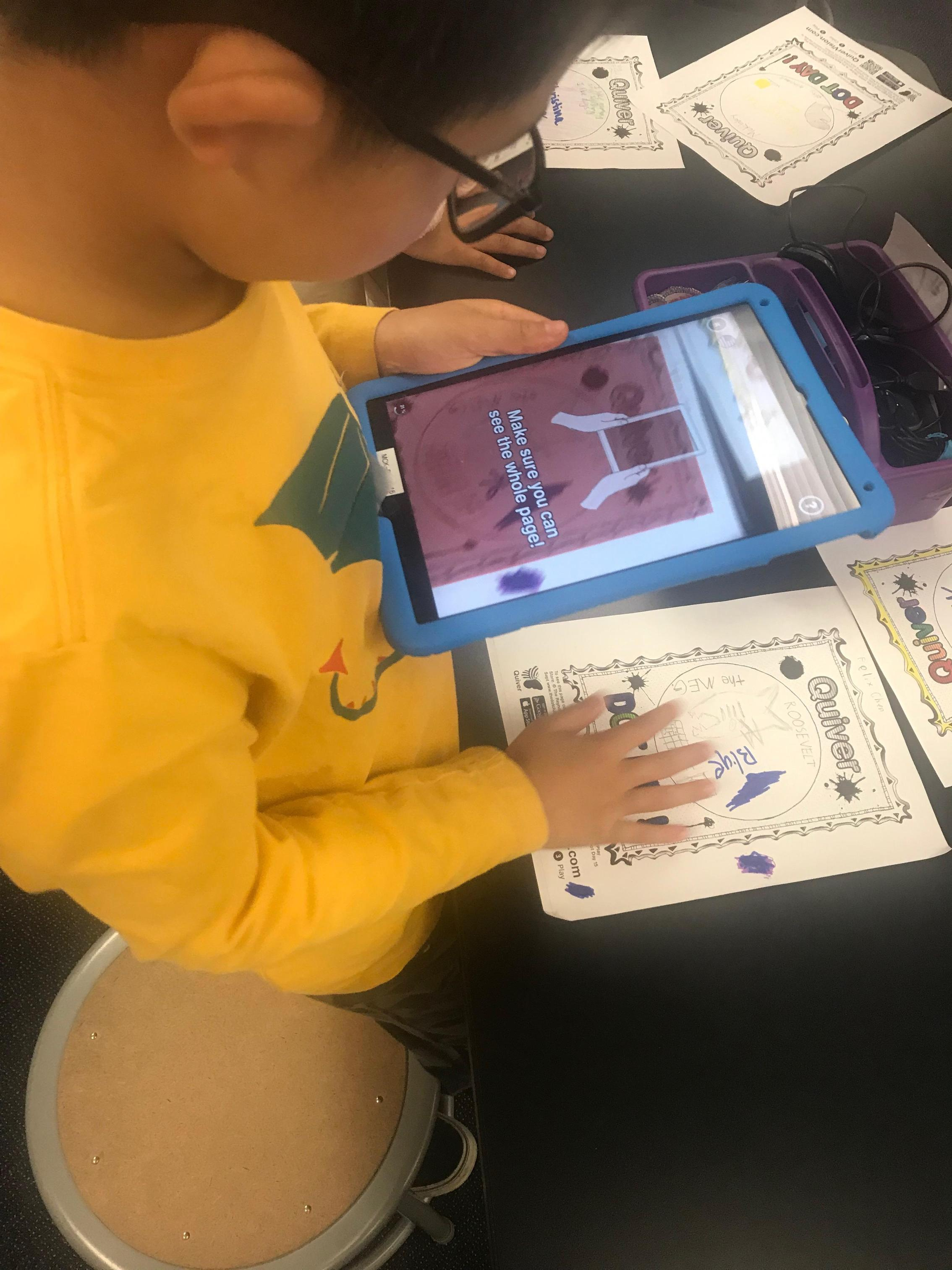 4th Grade GATE Augmented Reality