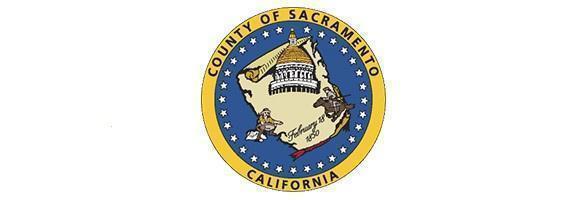 County of Sacramento Logo