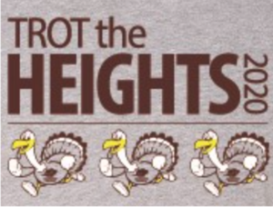 trot the heights graphic