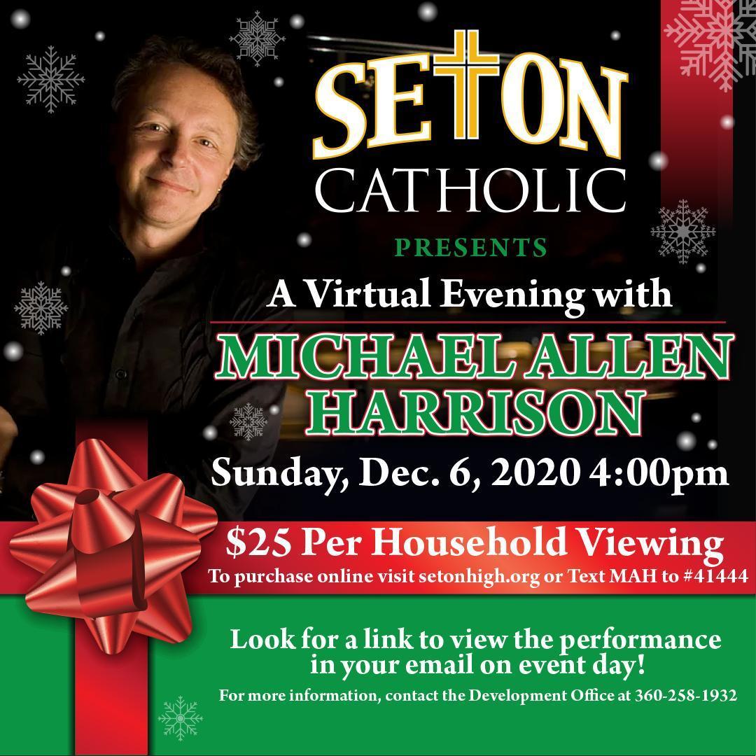 2020 Michael Allen Harrison Benefit Concert