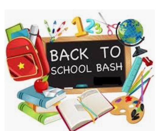 2018 Back To School Bash   Save The Date   August 18th   11am To 2pm