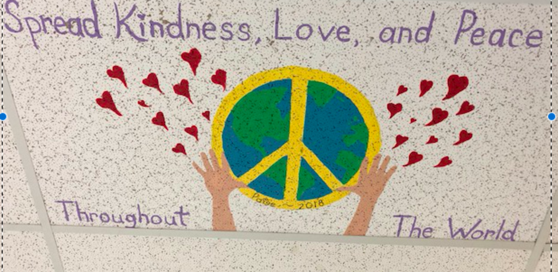 Kindness, Love and Peace