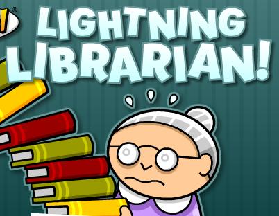 Lightning Librarian