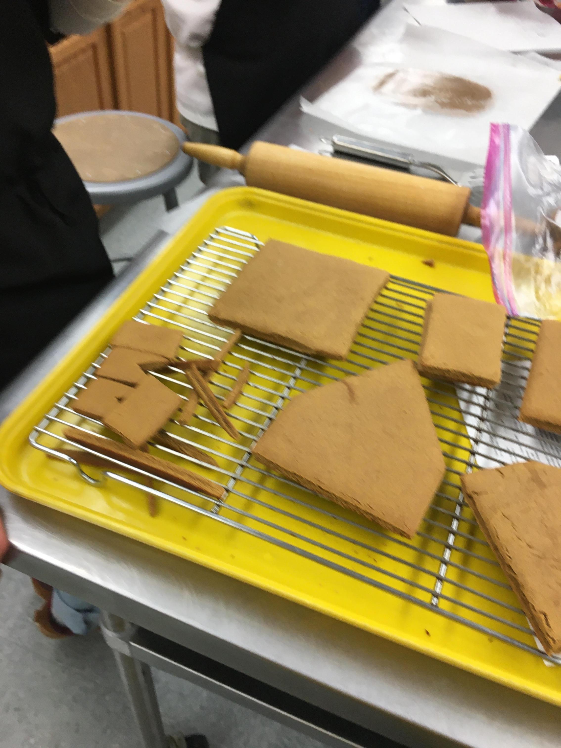 Gingerbread House Bake