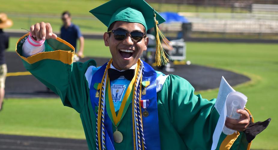 GraduationShuffle