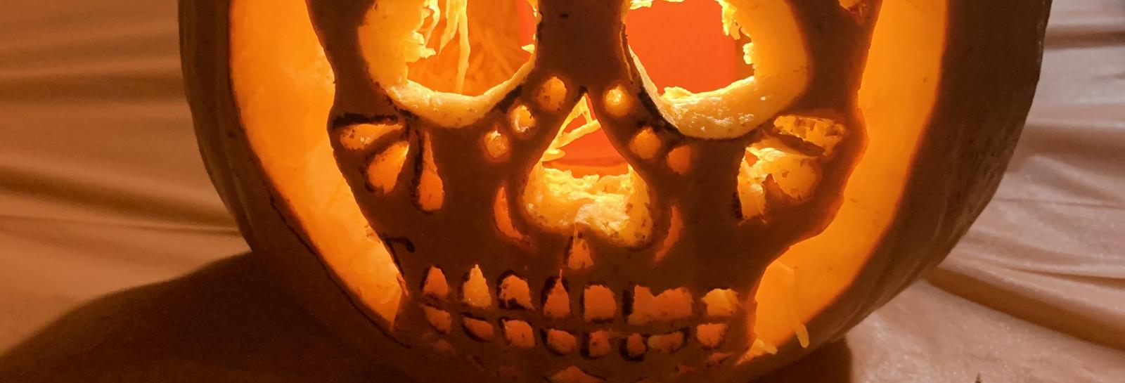 Thank you, parents and family, for making our 1st Pumpkin Carving Night a success!