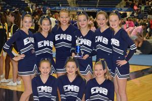 EMS Cheerleader