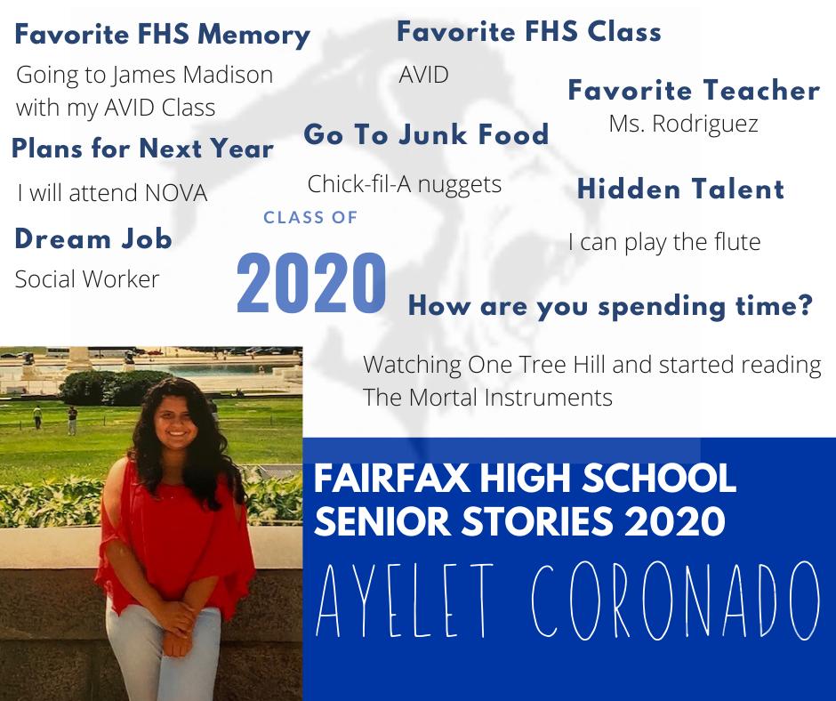 ayelet coronado post and activities